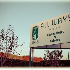 All Ways Garden Hotel & Leisure интерьер отеля