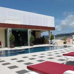 Hemingways Hotel бассейн фото 3