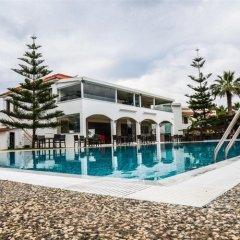 Отель Vallian Village Hotel Греция, Петалудес - отзывы, цены и фото номеров - забронировать отель Vallian Village Hotel онлайн бассейн фото 3