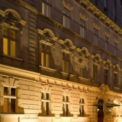 Отель Mamaison Residence Izabella Budapest балкон