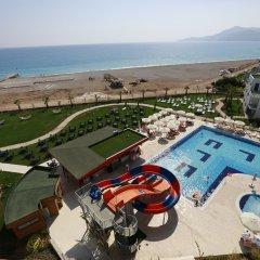 Ulu Resort Hotel - All Inclusive пляж фото 2