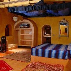 Отель Kasbah Hotel Tombouctou Марокко, Мерзуга - отзывы, цены и фото номеров - забронировать отель Kasbah Hotel Tombouctou онлайн комната для гостей фото 5