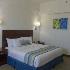 Отель Best Western Aeropuerto Мексика, Эль-Бедито - отзывы, цены и фото номеров - забронировать отель Best Western Aeropuerto онлайн комната для гостей фото 4
