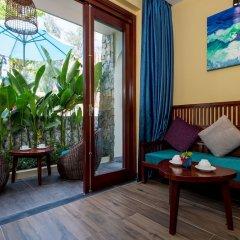 Отель Five Rose Villas балкон