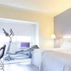 TRYP Madrid Chamberí Hotel фитнесс-зал фото 2