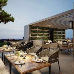 Отель Bangkok Marriott Marquis Queen's Park питание