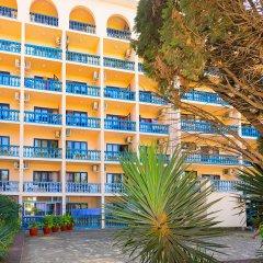 Отель Морская звезда (Лазаревское) Сочи пляж