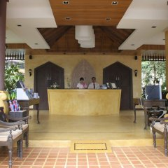 Отель Print Kamala Resort интерьер отеля