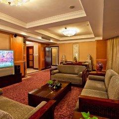 Chinflux Mandarin Hotel интерьер отеля