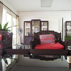 Отель Baan Manusarn Бангкок интерьер отеля фото 3