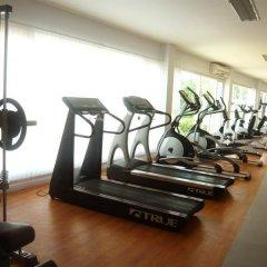 Отель BangTao Tropical Residence фитнесс-зал