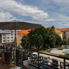 Apollo Hotel Bratislava балкон