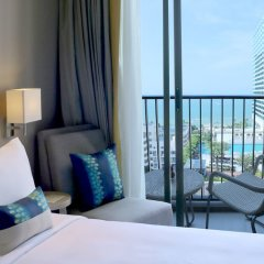 Отель Mercure Pattaya Ocean Resort балкон