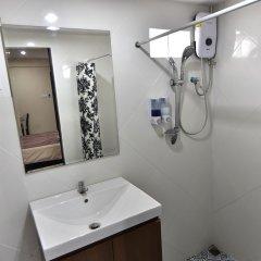 Отель Bkn Residence Паттайя ванная фото 2