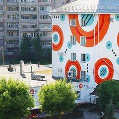 Гостиница Спутник балкон