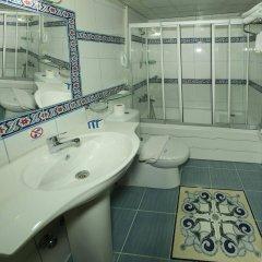 The And Hotel Istanbul - Special Class Турция, Стамбул - 6 отзывов об отеле, цены и фото номеров - забронировать отель The And Hotel Istanbul - Special Class онлайн ванная