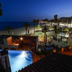 Отель Villa Sa Caleta Испания, Льорет-де-Мар - отзывы, цены и фото номеров - забронировать отель Villa Sa Caleta онлайн фото 7