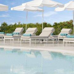 Отель Pelekas Beach (side Sea View - Half Board) Греция, Корфу - отзывы, цены и фото номеров - забронировать отель Pelekas Beach (side Sea View - Half Board) онлайн бассейн фото 3