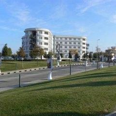 Отель Fiera спортивное сооружение
