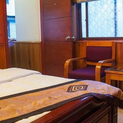Valentine Hotel - Hong Ha Ханой комната для гостей