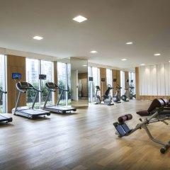 Lotte City Hotel Guro фитнесс-зал