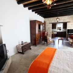 Отель Leonidas Village Houses комната для гостей фото 4