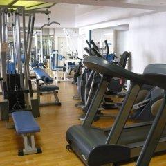 Grand Hotel Dei Cesari фитнесс-зал