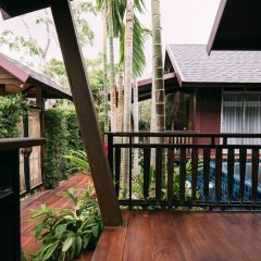 Отель The Cinnamon Resort Паттайя балкон