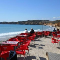 Отель Interpass Clube Praia Vau питание фото 2