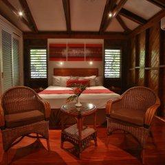 Отель Wananavu Beach Resort в номере фото 2