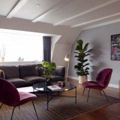 Отель Arthur Aparts Дания, Копенгаген - отзывы, цены и фото номеров - забронировать отель Arthur Aparts онлайн интерьер отеля