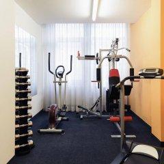 Отель Mercure Ost Messe Мюнхен фитнесс-зал