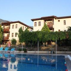 Отель Salhan Apart Inn бассейн фото 2