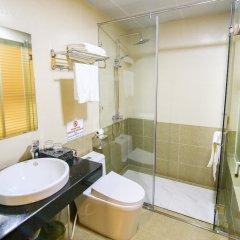 Halong Delight Hotel ванная