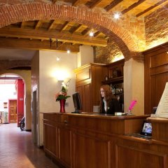 Отель Porta Faenza Hotel Италия, Флоренция - 2 отзыва об отеле, цены и фото номеров - забронировать отель Porta Faenza Hotel онлайн интерьер отеля