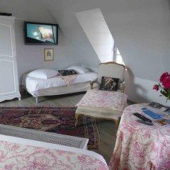 Отель Manoir Plessis Bellevue Франция, Сомюр - отзывы, цены и фото номеров - забронировать отель Manoir Plessis Bellevue онлайн комната для гостей фото 4
