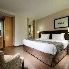 Отель Eurostars Lucentum 4* Стандартный номер с различными типами кроватей фото 17