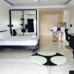 Отель View Talay 6 Condominium by Honey Таиланд, Паттайя - 1 отзыв об отеле, цены и фото номеров - забронировать отель View Talay 6 Condominium by Honey онлайн комната для гостей фото 2