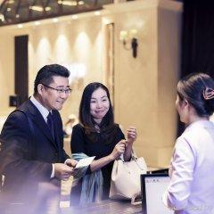 Отель Xiamen Yilai International Apartment Hotel Китай, Сямынь - отзывы, цены и фото номеров - забронировать отель Xiamen Yilai International Apartment Hotel онлайн интерьер отеля фото 2