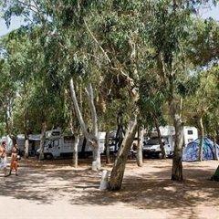 Отель Camping Villaggio Santa Maria Di Leuca Гальяно дель Капо пляж