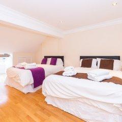 Отель PML Apartments Elvaston Mews Великобритания, Лондон - отзывы, цены и фото номеров - забронировать отель PML Apartments Elvaston Mews онлайн комната для гостей фото 5