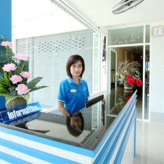 Отель Patong Bay House спа