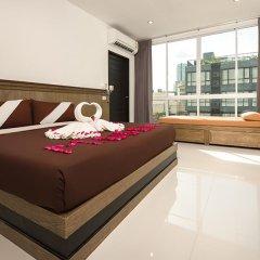 M.U.DEN Patong Phuket Hotel 3* Номер Премиум разные типы кроватей