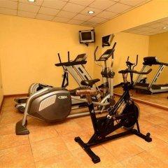 Hotel Diego de Almagro Puerto Montt фитнесс-зал фото 2