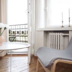 Отель 2ndhomes Mikonkatu Apartments 1 Финляндия, Хельсинки - отзывы, цены и фото номеров - забронировать отель 2ndhomes Mikonkatu Apartments 1 онлайн балкон