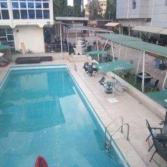 Отель Top Rank Hotel Galaxy Enugu Нигерия, Энугу - отзывы, цены и фото номеров - забронировать отель Top Rank Hotel Galaxy Enugu онлайн бассейн