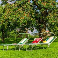 Garni - Hotel Rinner Julia Лачес бассейн фото 2
