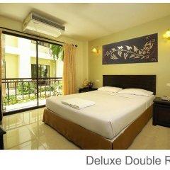 Отель Rambuttri Village Inn & Plaza 3* Стандартный номер с различными типами кроватей фото 11