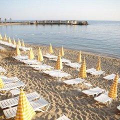 Incekum Su Hotel Турция, Аланья - отзывы, цены и фото номеров - забронировать отель Incekum Su Hotel - All Inclusive онлайн пляж фото 2