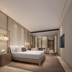 Отель Hilton Shenzhen Shekou Nanhai комната для гостей фото 2